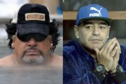 Fake Maradona video goes viral on social media