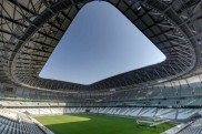 Qatar 2022: Third World Cup Stadium is ready