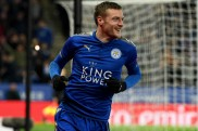 Five active Premier League 100-goal club players including new joinee Jamie Vardy