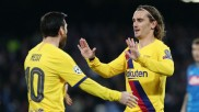 Griezmann hoping Messi stays at Barcelona