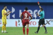 ISL 2020-21: AIFF Disciplinary Committee serves warning to MCFC's Ahmed Jahouh