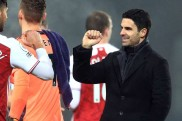 Arsenal can now play with 'the handbrake off' says Arteta