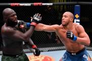 UFC Vegas 20 results: Gane dominates Rozenstruik for decision win as Ankalaev outworks Krylov