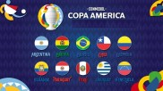 Copa America 2021: Full Squad of 10 teams, groups and players list