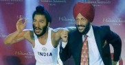 Milkha Singh: Bollywood pays homage to the Flying Sikh
