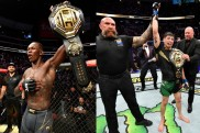 UFC 263 results and recap: Adesanya retains title; Moreno takes flyweight title by submission