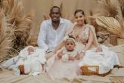 Usain Bolt announces birth of twin boys; their names take social media by storm