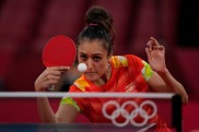Table Tennis star Manika Batra progresses to 3rd round with emphatic win in Tokyo Olympics