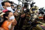 Tokyo Olympics: India's silver medal winner Mirabai Chanu returns to warm reception