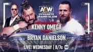 AEW Grand Slam: Daniel Bryan, Sting to compete; Full card revealed