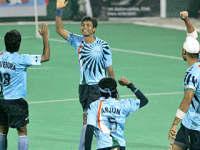 Punjab Gold Cup India To Take Holland