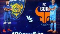 FC Goa kick start ISL campaign against Chennaiyin
