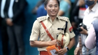 Hima Das appointed DSP in Assam