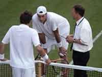 Isner Mahut Play Longest Tennis Match Wimbledon