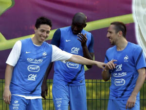 Group D French Look To End Six Years Of Group Hell