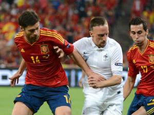 Blancs Tactical Changes Hurt France Against Spain
