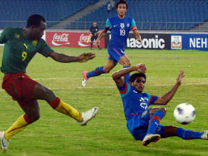 Nehru Cup Final India Vs Cameroon Preview