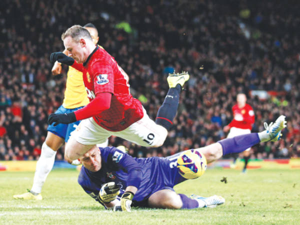 Wayne Rooney Will Be Offered New Contract Ferguson