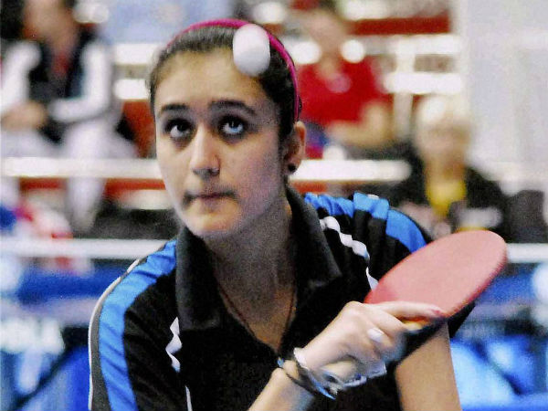 Paddler Manika Batra Eyes Breaking Into World Top