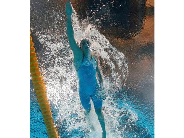 Swimming Star Hosszu Aims To Break World Record