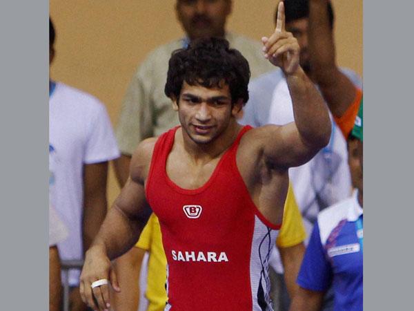 Amit Wins Silver At World Wrestling Championship