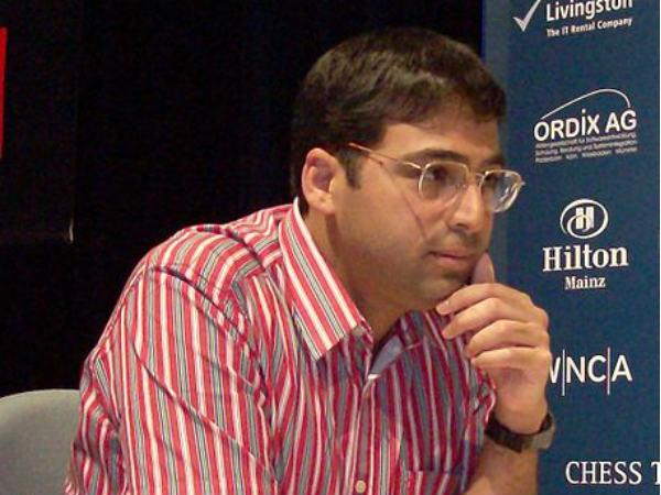 Fifth Game Crucial Before Double White For Viswanathan Anand