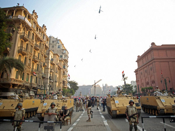 Egypt Forms Panel To Probe Post Morsi Violence