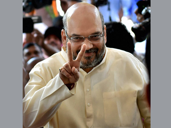 Amit Shah Elected President Of Gujarat Cricket Association