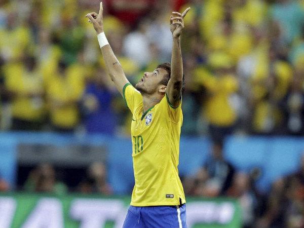Best The World Neymar Makes Dream World Cup Debut