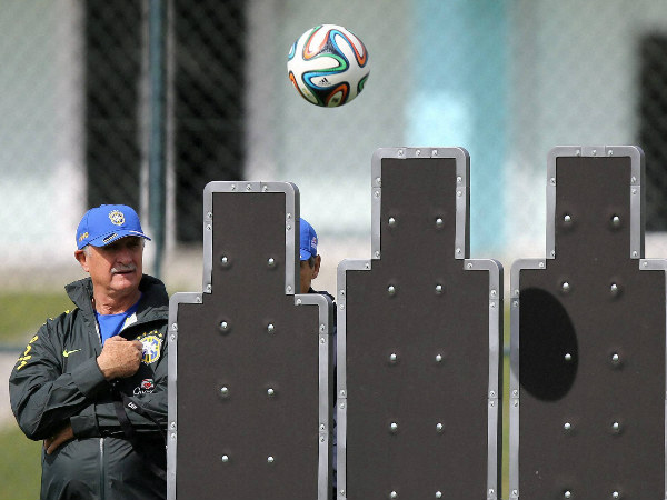 We Will Miss Neymar But The Team Is Motivated Do Well Coach Scolari