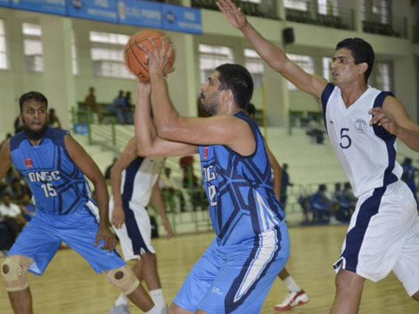 Indian Basketball Team Shines At Fiba Asia Cup
