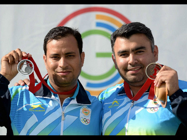 Cwg 2014 Indian Shooters Win 5 More Medals