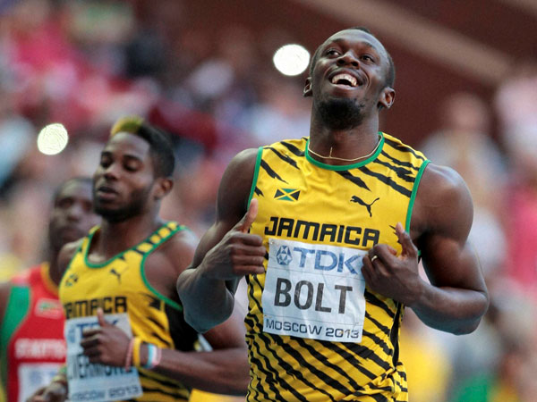 Sprint King Usain Bolt To Make Maiden India Visit In Sept