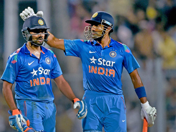 Rohit and Robin