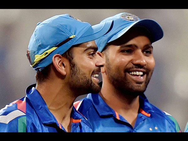 Captain and Rohit