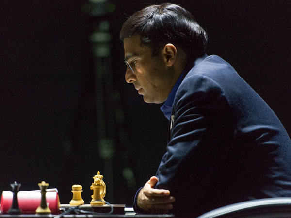 A file picture of Viswanathan Anand