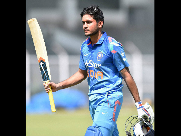 File photo of Manish Pandey