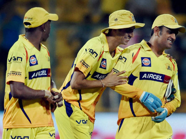 India Cements faces CSK effect