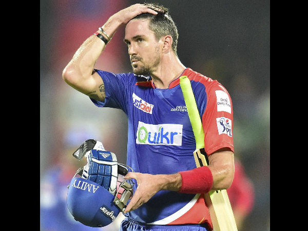 No place for Kevin Pietersen in Delhi Daredevils squad