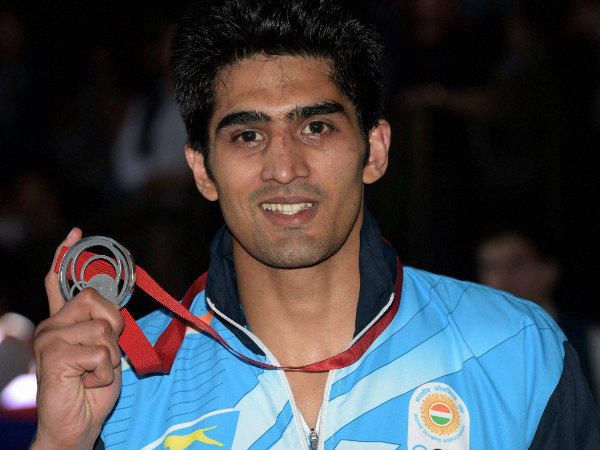 File photo of Vijender Singh