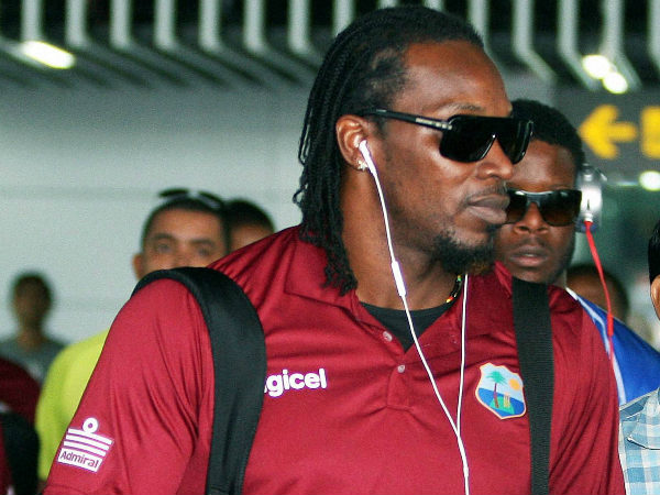File photo of Chris Gayle