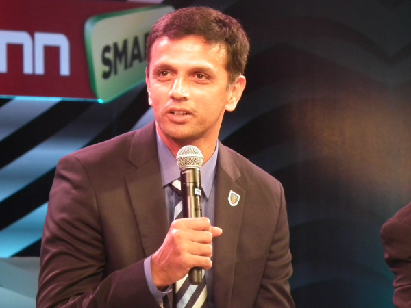 Rahul Dravid has backed India to retain World Cup title
