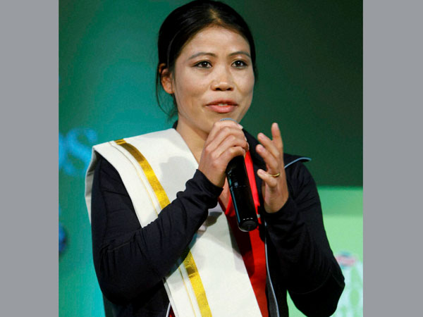 Proud Mary Kom thanks Barack Obama