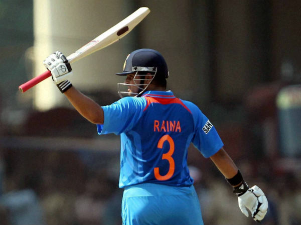 I have learnt from Dhoni and Yuvraj: Raina