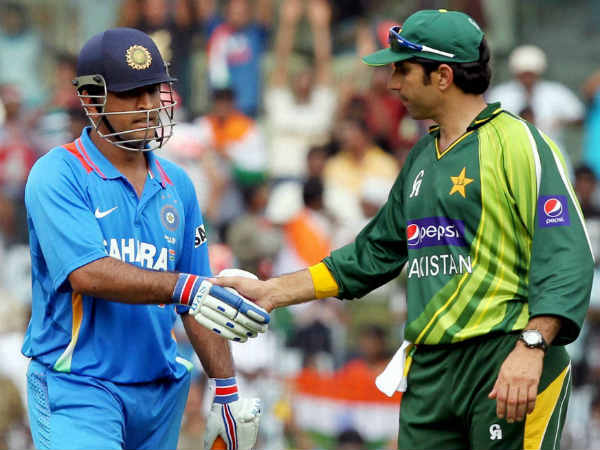 File photo: Dhoni and Misbah