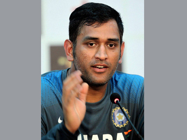 Dhoni rules out playing more against UAE