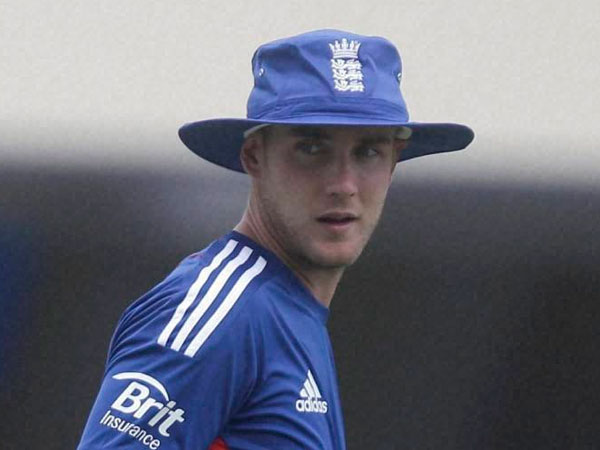 Stuart Broad Photos
