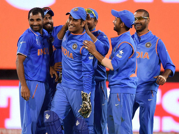 Special 100 Another Record Captain Ms Dhoni At World Cup