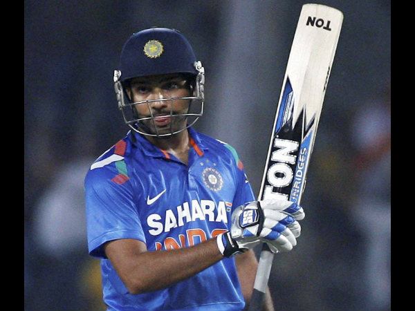 Batting up the order has changed my game-Rohit Sharma