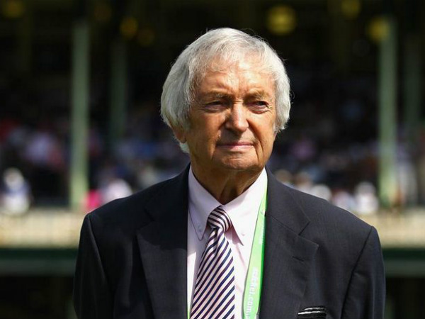 File photo of Richie Benaud. (Picture from Cricket Australia Twitter page)